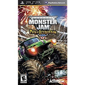 MONSTER JAM PATH OF DESTRUCTION [E10]