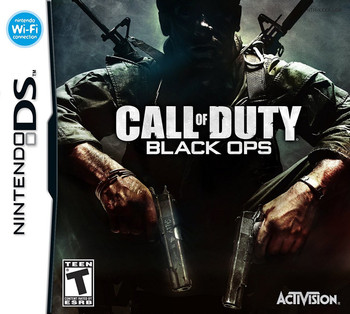 CALL OF DUTY BLACK OPS - DS