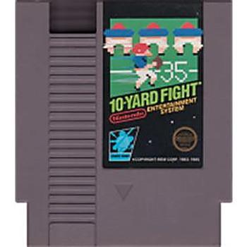 TEN 10-YARD FIGHT - NES