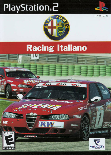 ALFA ROMEO RACING ITALIANO [E]