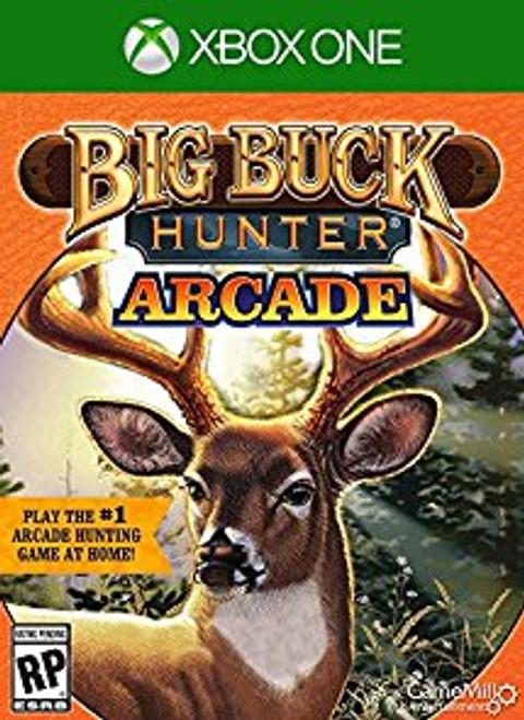 BIG BUCK HUNTER ARCADE  - XBOX ONE