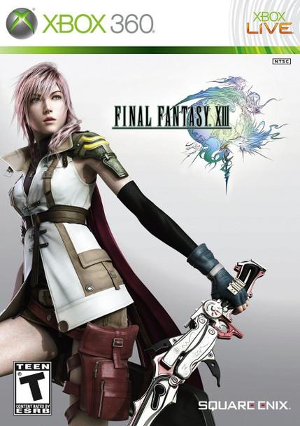 FINAL FANTASY XIII - XBOX 360