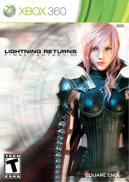 FINAL FANTASY XIII LIGHTNING RETURNS  - XBOX 360