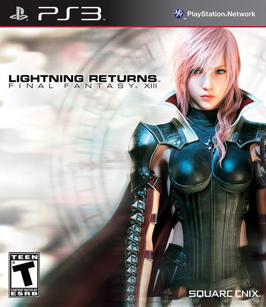 FINAL FANTASY XIII LIGHTNING RETURNS - PS3