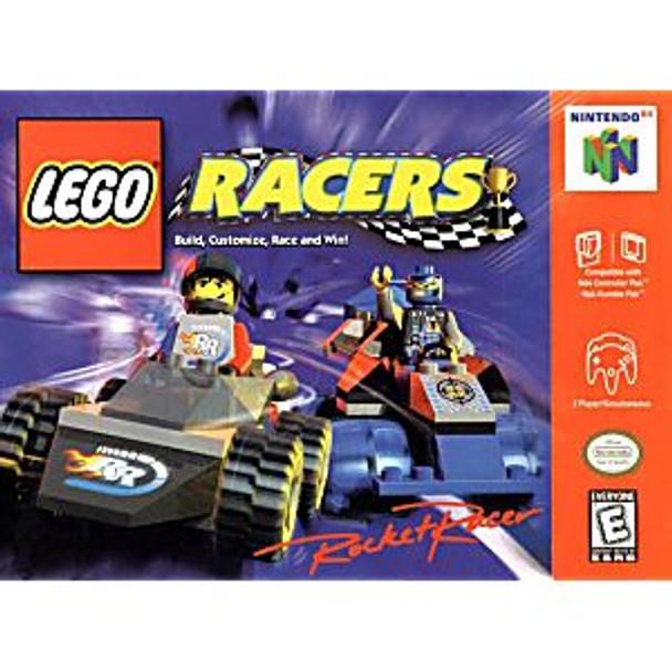 LEGO RACERS  - N64