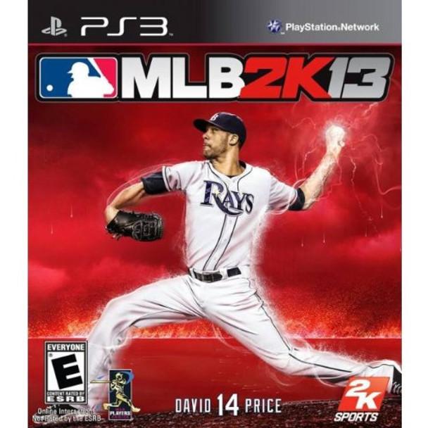 MLB 2K13 - PS3