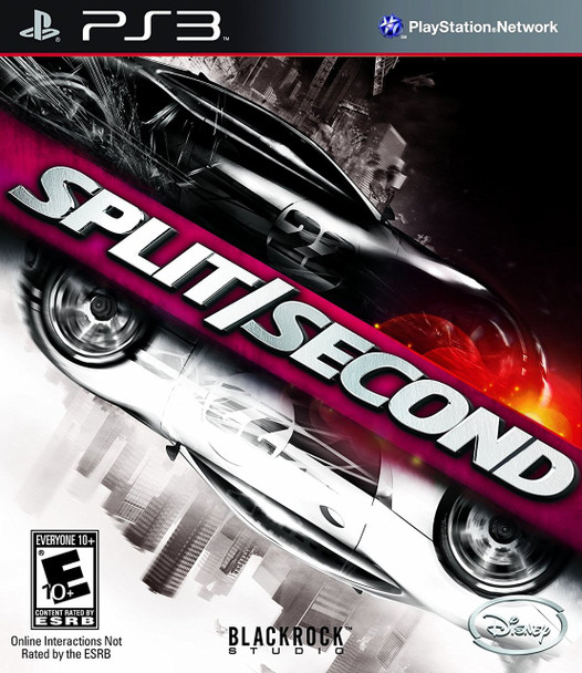 SPLIT/SECOND  - PS3