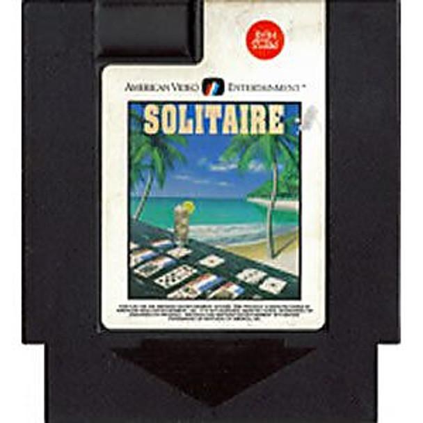 SOLITAIRE - NES