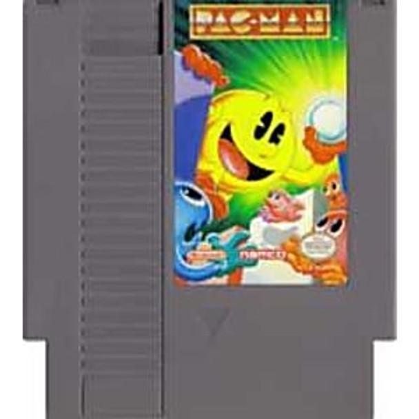 PAC-MAN (NAMCO) - NES