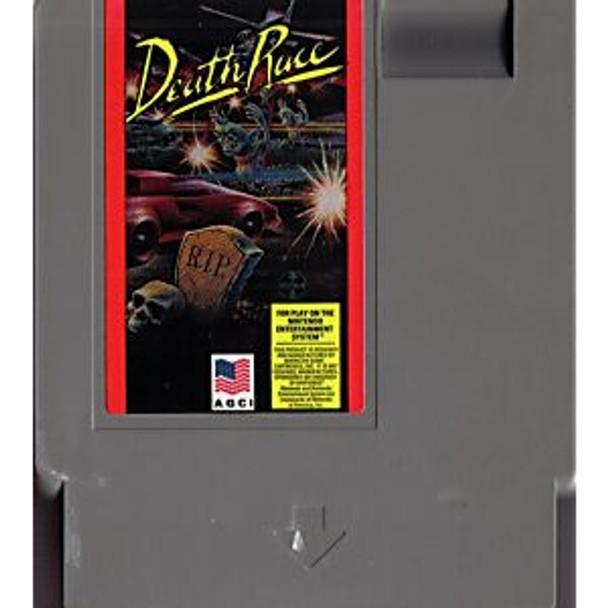 DEATH RACE - NES