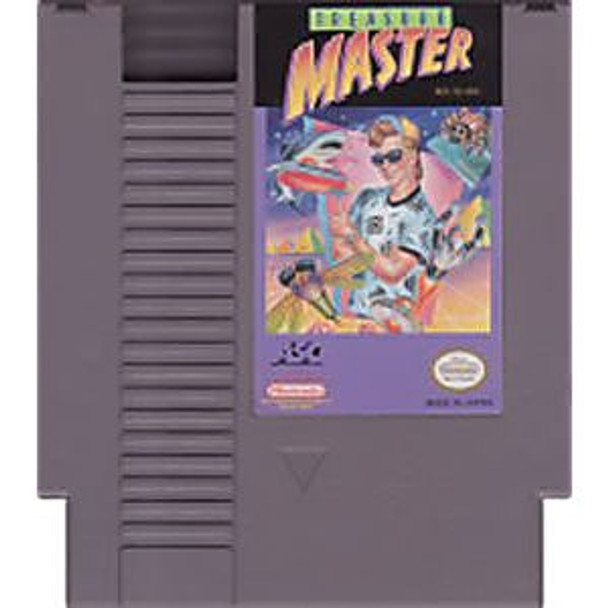 TREASURE MASTER - NES
