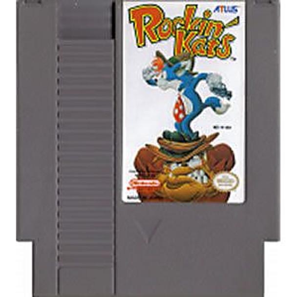ROCKIN' KATS - NES