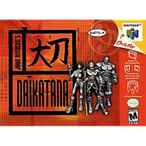 DAIKATANA - N64