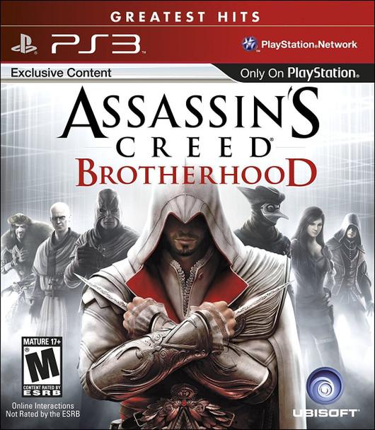 ASSASSIN'S CREED: BROTHERHOOD - PS3