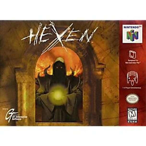 HEXEN 64 - N64