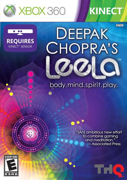 DEEPAK CHOPRA: LEELA  - XBOX 360