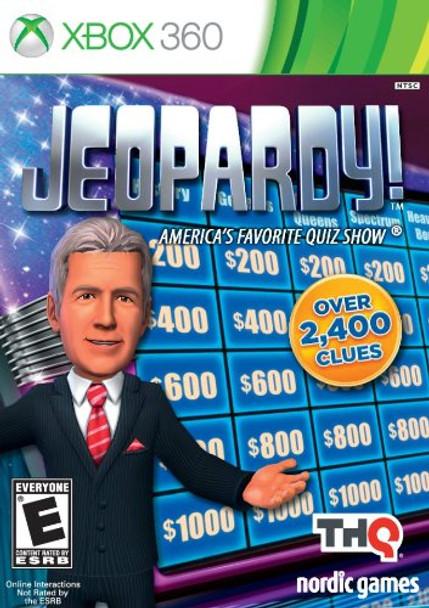 JEOPARDY!  - XBOX 360