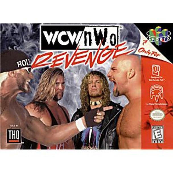 WCW VS NWO REVENGE - N64