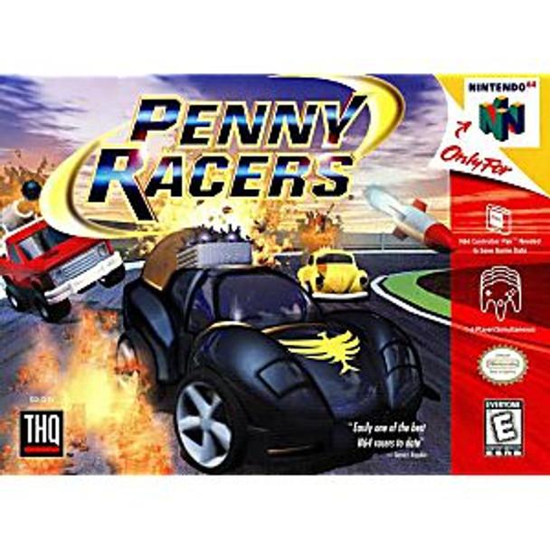 PENNY RACERS - N64