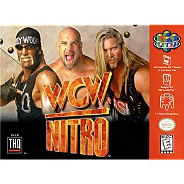 WCW NITRO  - N64