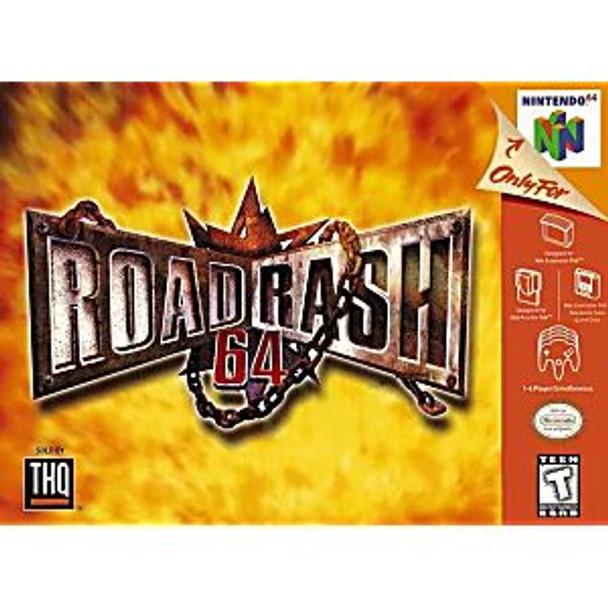 ROAD RASH  - N64