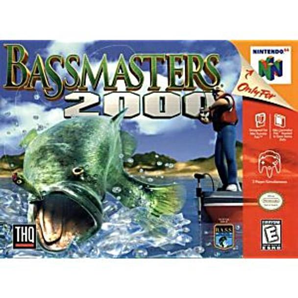 BASSMASTERS 2000 - N64