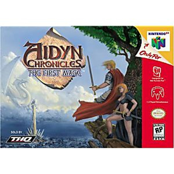 AIDYN CHRONICLES - N64