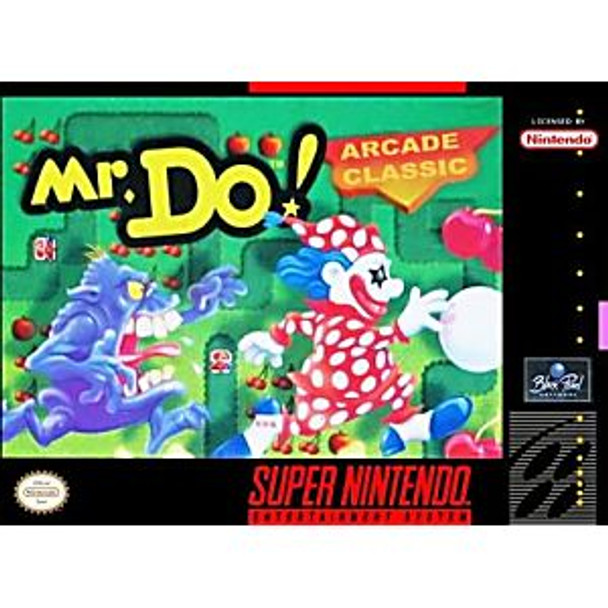 MR. DO!  - SNES