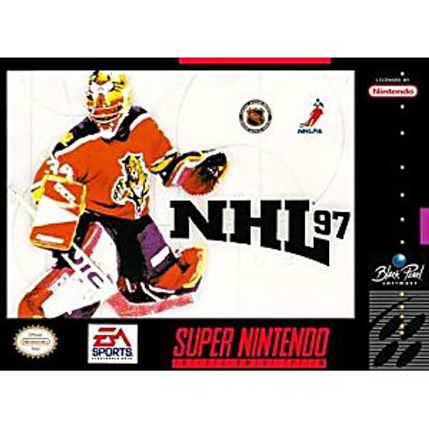 NHL 97 - SNES
