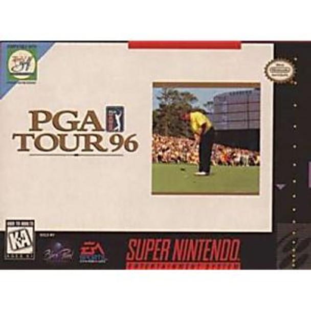 PGA TOUR 96  - SNES