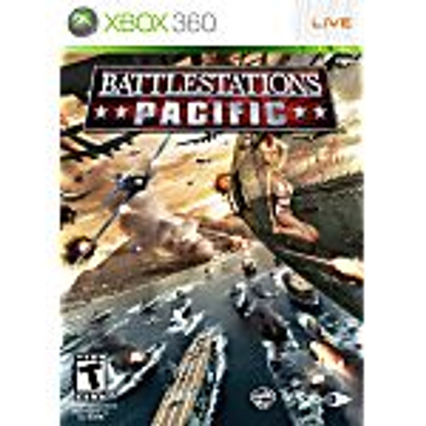 BATTLESTATIONS: PACIFIC  - XBOX 360