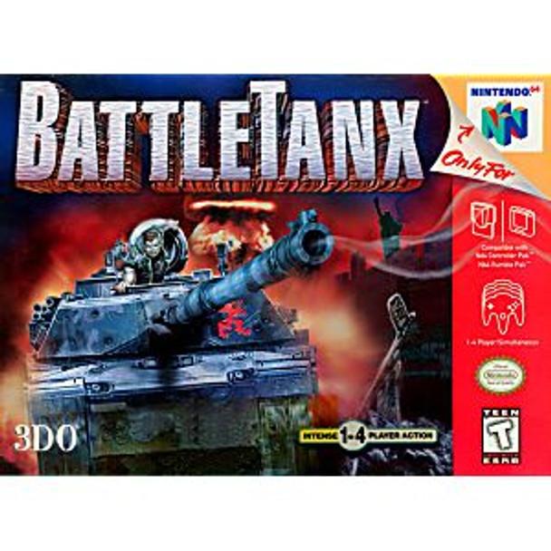 BATTLETANX  - N64