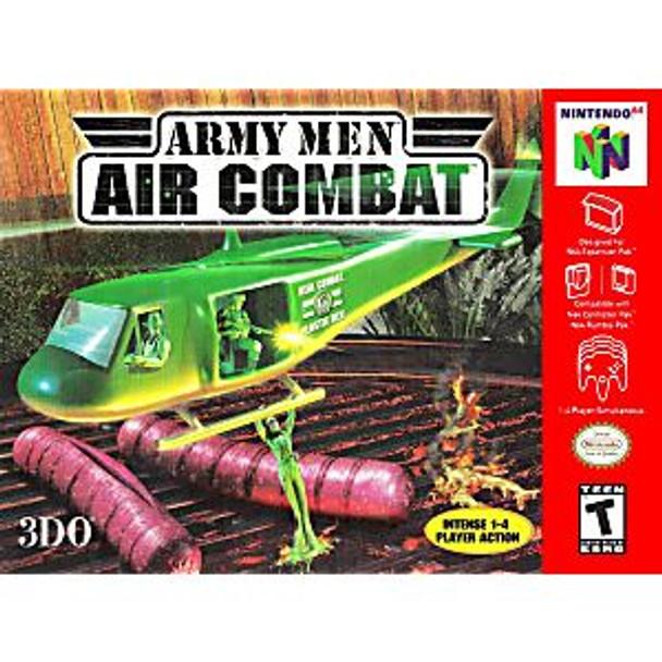 ARMY MEN AIR COMBAT  - N64