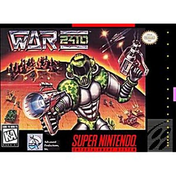 WAR 2410 - SNES