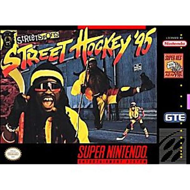 STREET HOCKEY 95 - SNES