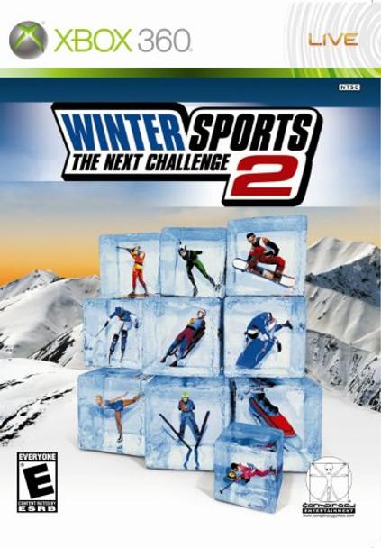 WINTER SPORTS 2 THE NEXT CHALLENGE   - XBOX 360