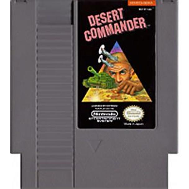 DESERT COMMANDER - NES