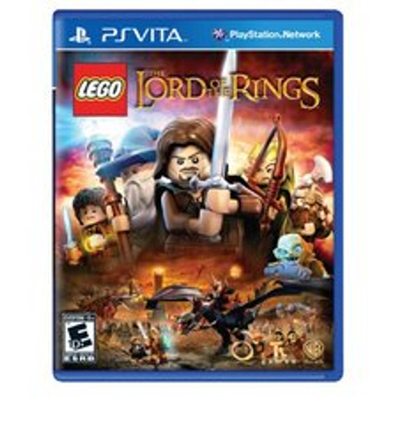 LEGO LORD OF THE RINGS - PS VITA