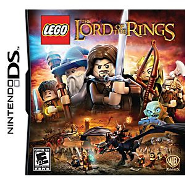 LEGO LORD OF THE RINGS [E10] - NDS