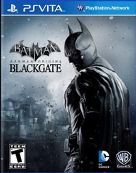 BATMAN ARKHAM ORIGINS BLACKGATE - PS VITA