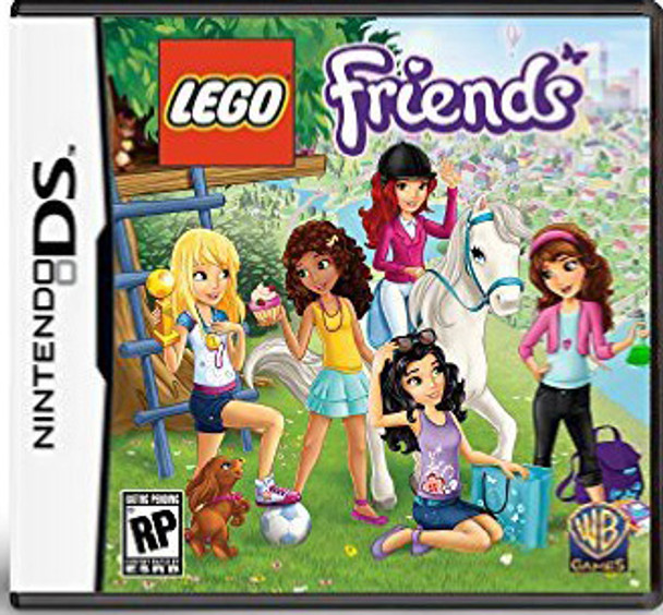 LEGO FRIENDS - NDS