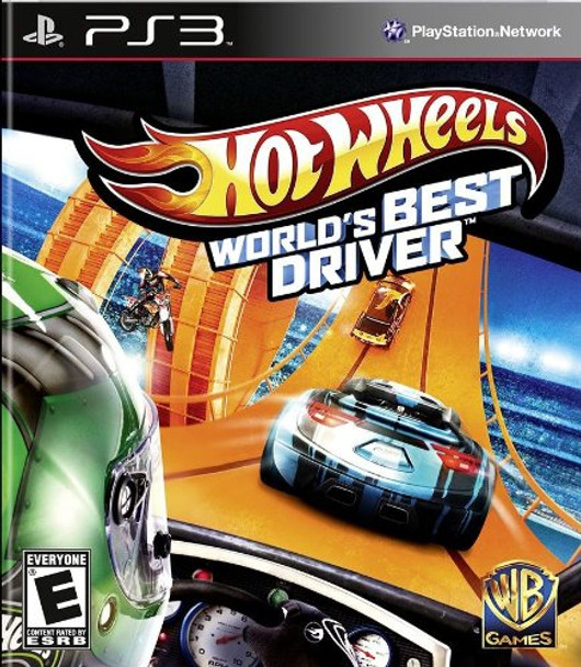 HOT WHEELS: WORLD'S BEST DRIVER  - PS3