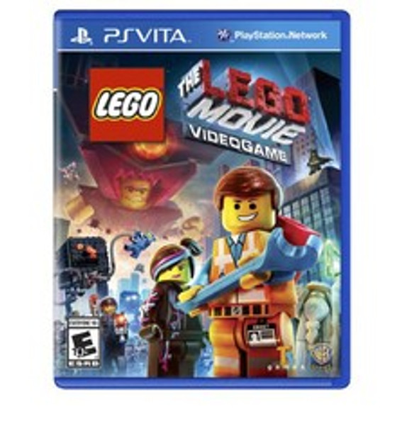 LEGO MOVIE VIDEOGAME - PS VITA