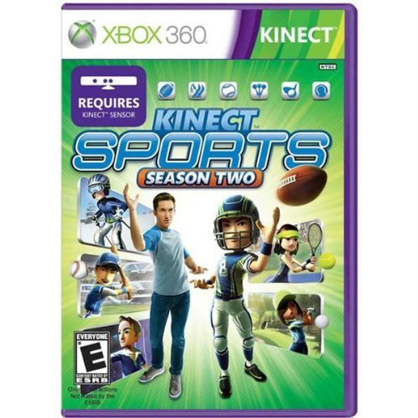 KINECT SPORTS: SEASON 2  - XBOX 360