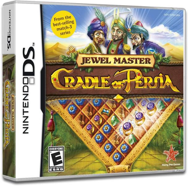 JEWEL MASTER CRADLE OF PERSIA - DS