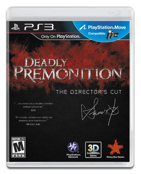 DEADLY PREMONITION: DIRECTOR'S CUT - PS3