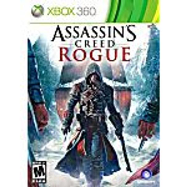 ASSASSIN'S CREED: ROGUE  - XBOX 360