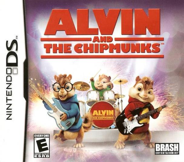 ALVIN & THE CHIPMUNKS [E] - NDS