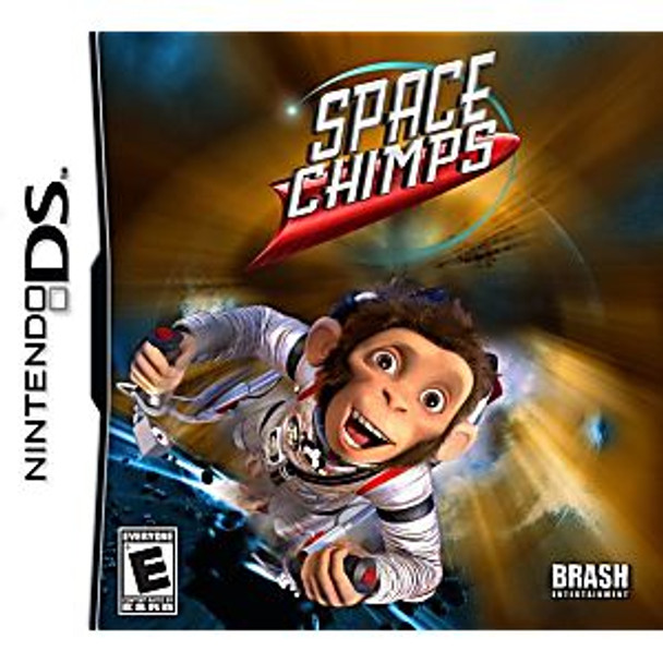 SPACE CHIMPS - NDS