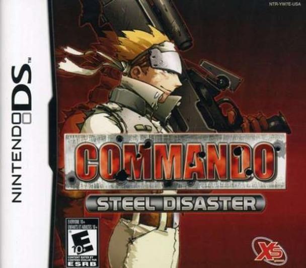 COMMANDO: STEEL DISASTER - DS